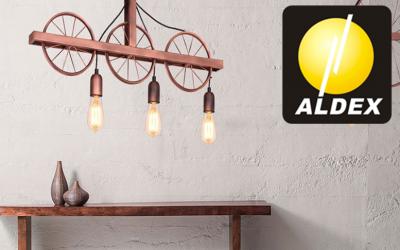 Lampy Aldex – Nowy asortyment