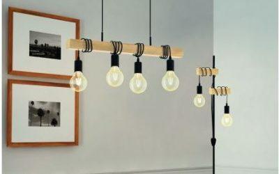 Lampy z abażurem a żarówki dekoracyjne – porównanie rozwiązań