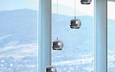 Uniwersalna i ponadczasowa moda, czyli lampy szklane w roli głównej