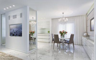 Urządzamy mieszkanie w stylu nowoczesnym – jakie lampy będą odpowiednie?