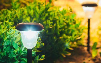 Wiosna w ogrodzie – jak dobrać odpowiednie oświetlenie?