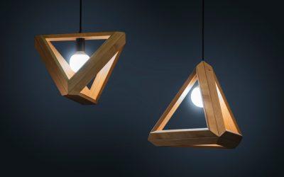 Drewno w oświetleniu – modny i praktyczny wybór