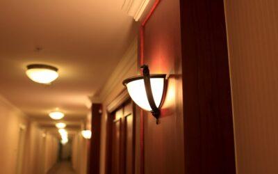 Oświetlenie przedpokoju – jakie lampy wybrać?