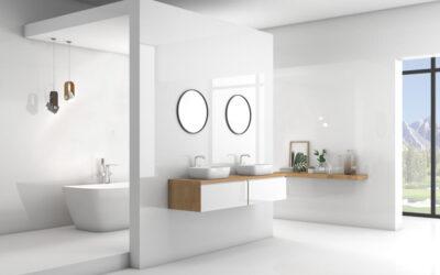Łazienkowe inspiracje – oświetlenie