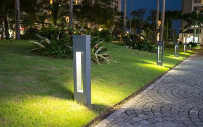 Oświetlenie ogrodowe – trendy na sezon 2021