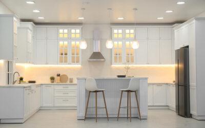 Wybieramy oświetlenie do małej kuchni